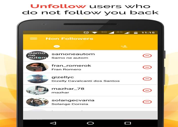 4 Aplikasi Unfollowers Instagram Terbaik Untuk Android-C