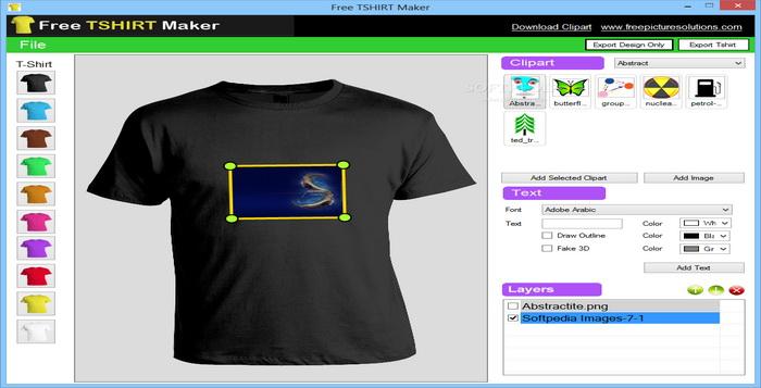 4 Software Aplikasi Untuk Membuat Desain T-Shirt Windows 10