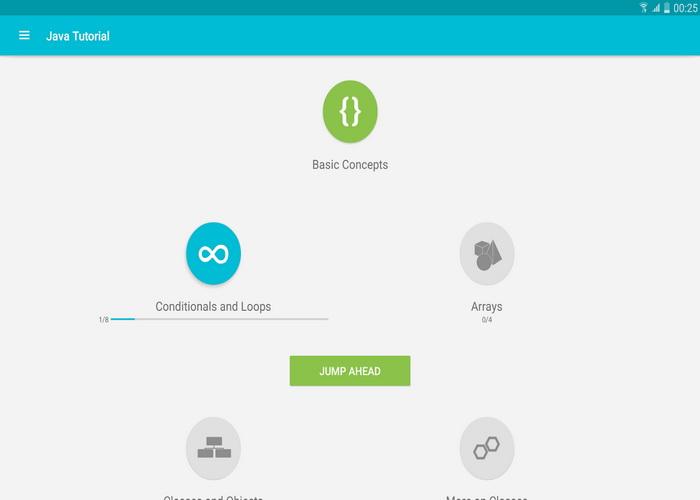 5 Aplikasi Android Gratis Belajar Bahasa Pemrograman Java-A