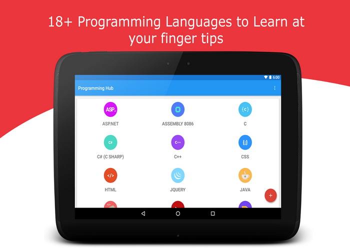 5 Aplikasi Android Gratis Belajar Bahasa Pemrograman Java-B