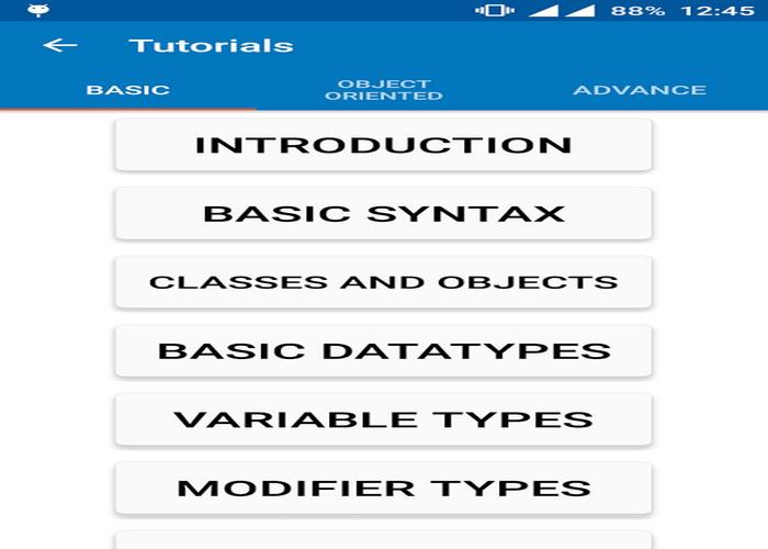 5 Aplikasi Android Gratis Belajar Bahasa Pemrograman Java-D