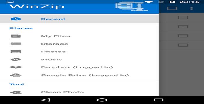 5 Aplikasi Android Gratis Untuk Kompres File Ke Format ZIP