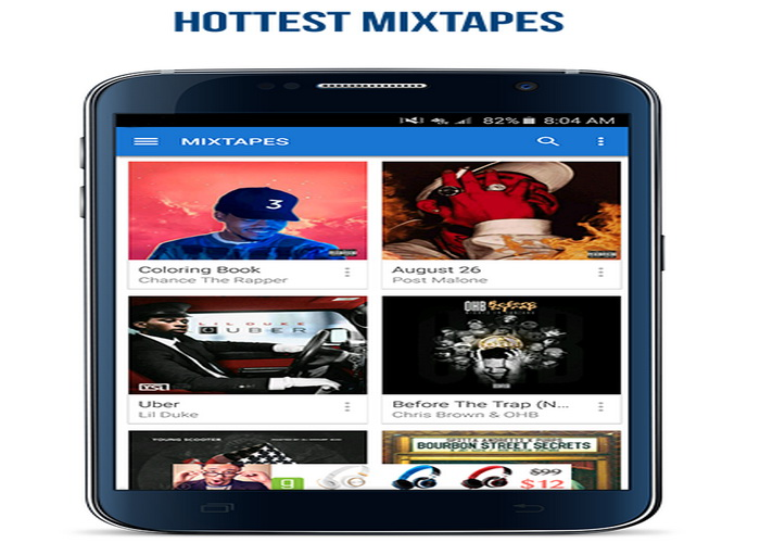 5 Aplikasi Android Terbaik Untuk Download Gratis Musik MP3-E