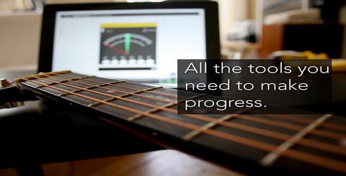 5 Aplikasi Belajar Gitar Ipad Dan Iphone Terbaik 2016