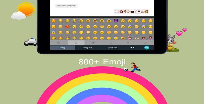 5 Aplikasi Keyboard Emoji Gratis Dan Terbaik Untuk Android