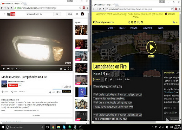 5 Aplikasi Lirik Lagu Video Youtube Dengan Browser Chrome-E