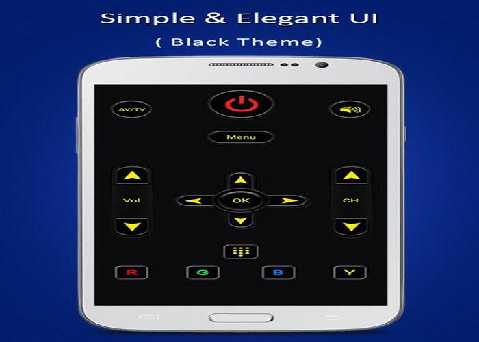 5 Aplikasi Remote Control TV Gratis Untuk Android-B