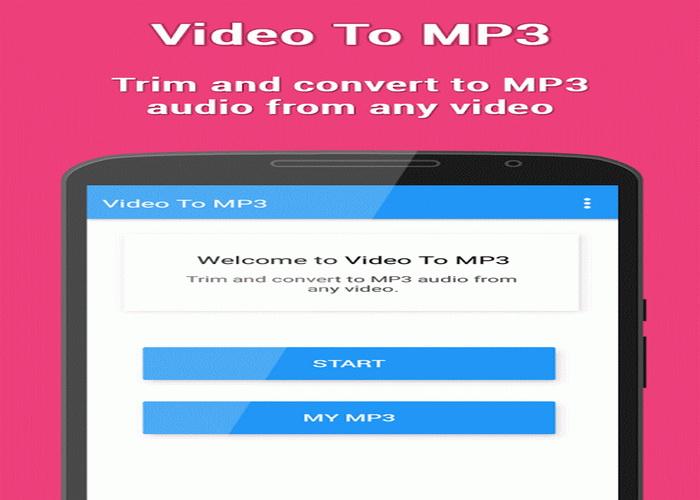 5 Gratis Aplikasi Android Mengubah Video Menjadi Audio MP3-C