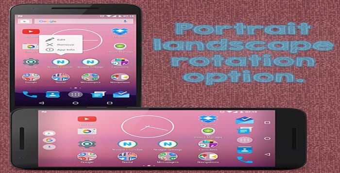 5 Launcher Gratis Dengan Tema Nougat Untuk Ponsel Android