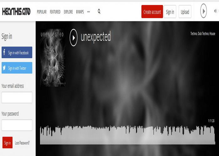 5 Situs Web Gratis Untuk Upload Dan Berbagi Lagu Anda-D