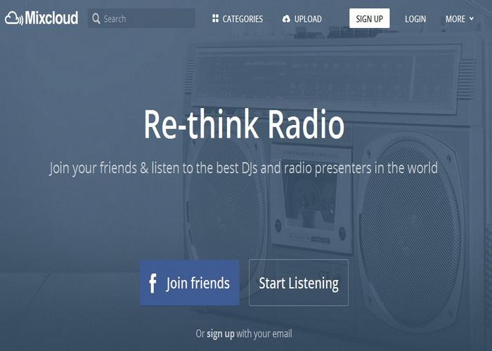 5 Situs Web Gratis Untuk Upload Dan Berbagi Lagu Anda-E