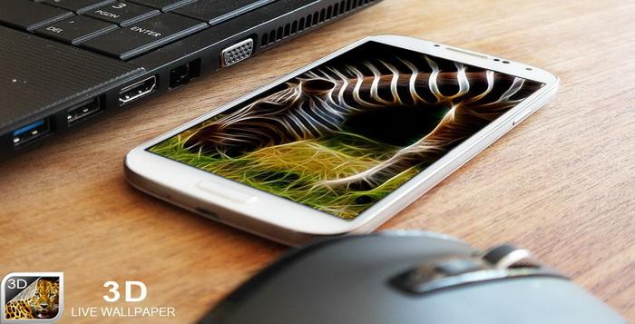 5 Aplikasi Live Wallpaper 3D Untuk Ponsel Dan Tablet Android