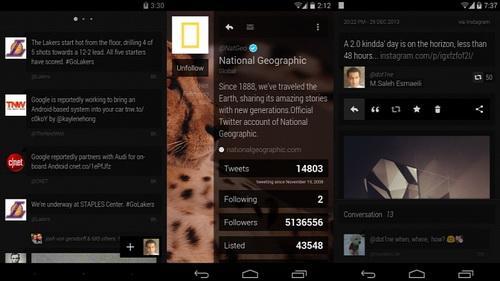Aplikasi Android Untuk Twitter Terbaik Gratis 2014_4