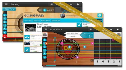 Aplikasi Belajar Instrumen Gitar Terbaik Gratis Untuk Android_C