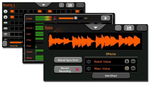 Aplikasi Belajar Instrumen Gitar Terbaik Gratis Untuk Android_E