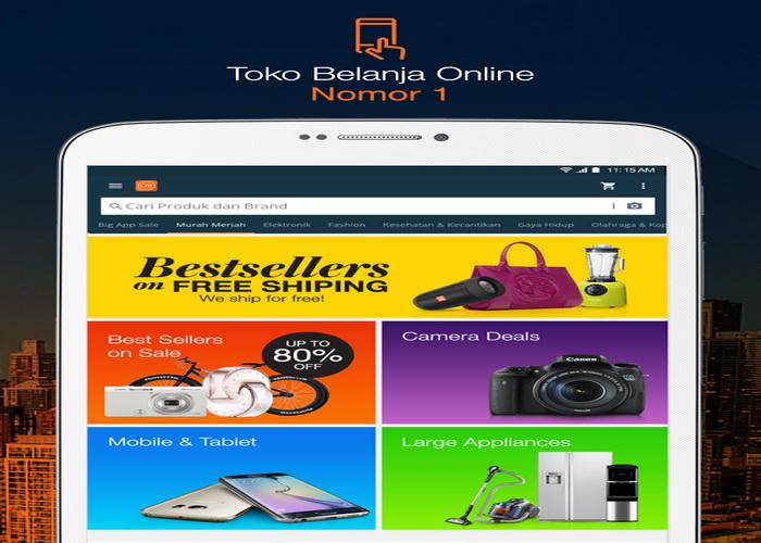 Aplikasi Belanja Online Indonesia Terbaik Berbasis Android-A