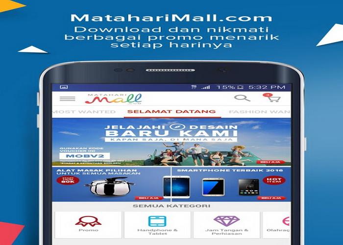 Aplikasi Belanja Online Indonesia Terbaik Berbasis Android-C