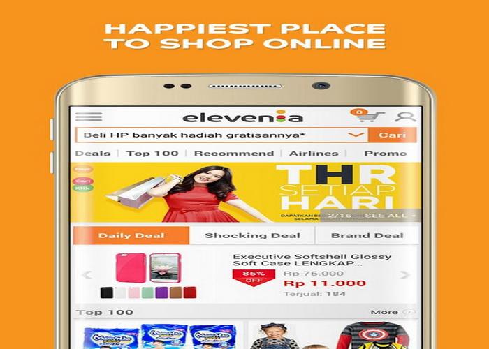 Aplikasi Belanja Online Indonesia Terbaik Berbasis Android-D