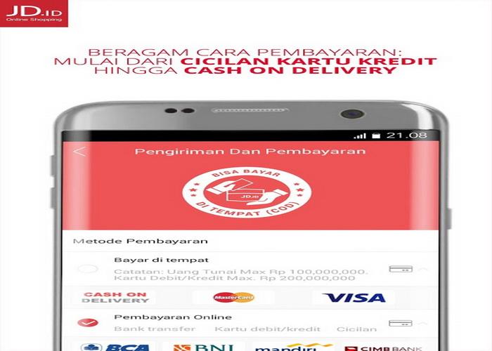 Aplikasi Belanja Online Indonesia Terbaik Berbasis Android-H