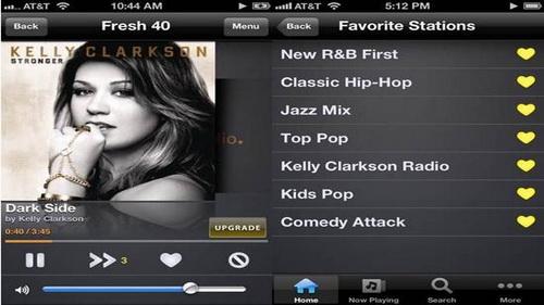 Aplikasi FM Radio Streaming Online iPhone 5_A