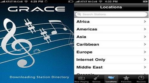 Aplikasi FM Radio Streaming Online iPhone 5_B
