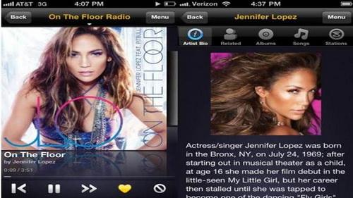 Aplikasi FM Radio Streaming Online iPhone 5_D