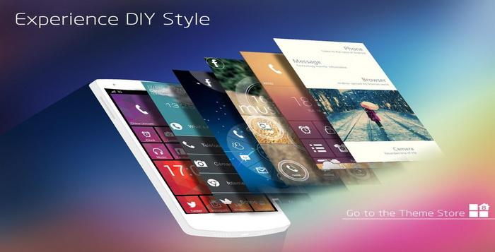 Aplikasi Launcher Dengan Tema Windows 8 Untuk Android