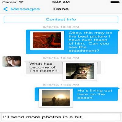 Aplikasi Pesan Teks SMS Chatting Terbaik iPhone 2014_D