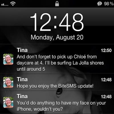 Aplikasi Pesan Teks SMS Chatting Terbaik iPhone 2014_F