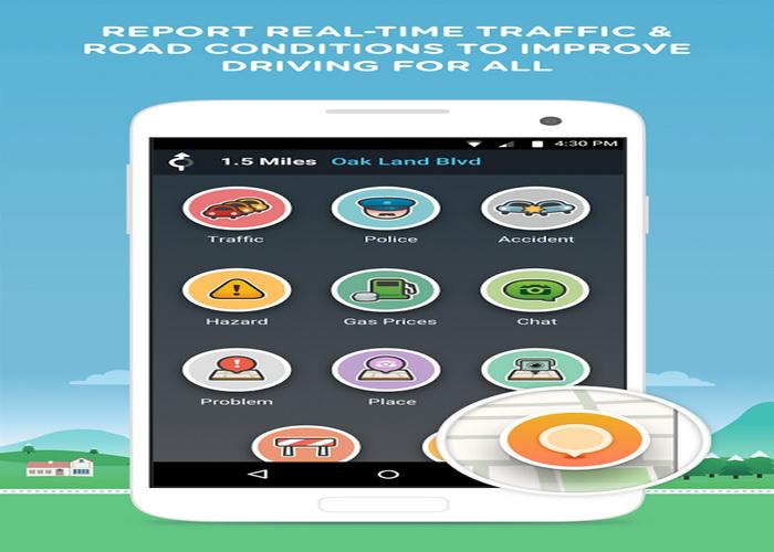 Aplikasi Petunjuk Arah Android Fitur Navigasi Dan Peta 2016-A