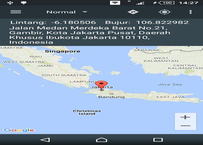 Aplikasi Petunjuk Arah Android Fitur Navigasi Dan Peta 2016-B