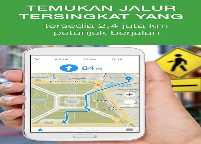 Aplikasi Petunjuk Arah Android Fitur Navigasi Dan Peta 2016-D