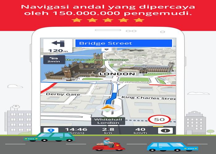 Aplikasi Petunjuk Arah Android Fitur Navigasi Dan Peta 2016-E
