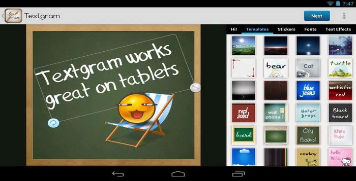 Aplikasi Untuk Edit Foto Instagram Dengan Teks – Textgram