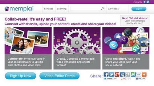 Aplikasi Web Online Video Editing Terbaik Gratis 2014_G