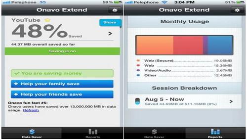 Aplikasi iPhone Untuk Memantau Penggunaan Bandwith Internet_D