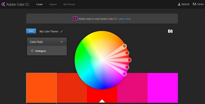 Belajar Pengetahuan Warna Photoshop Dengan Adobe Color CC
