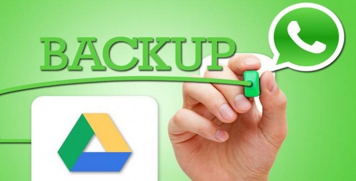 Cara Backup Foto Dan Chatting WhatsApp Anda Di Google Drive