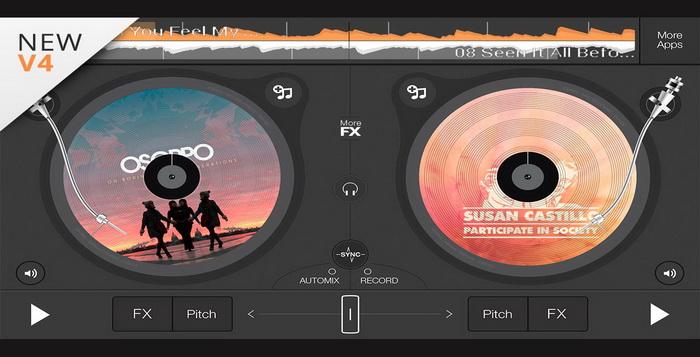 Daftar Aplikasi Musik Mixer DJ Gratis Untuk Android