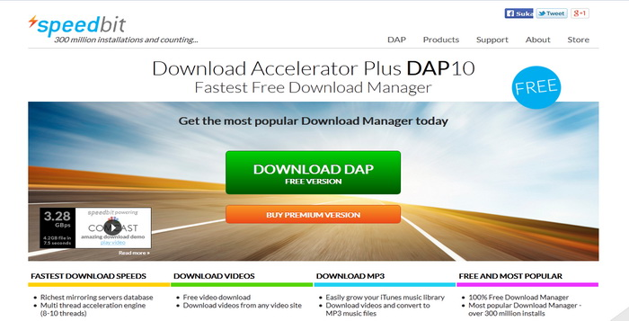 Download Accelerator Plus Youtube Video MP3