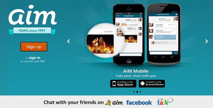 Menggabungkan Banyak Akun Jejaring Sosial Dengan Aplikasi Aim