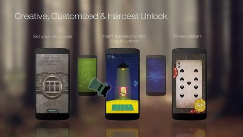 Mengubah Tampilan Layar Android Dengan Locker Master_B