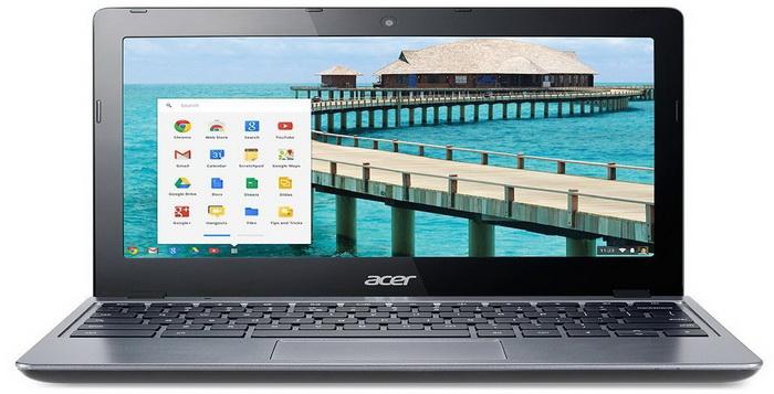 Review Spesifikasi Detail Laptop Acer C720 Chromebook