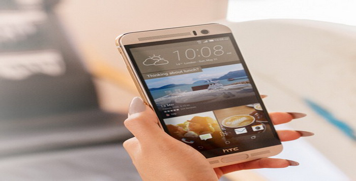 Review Spesifikasi HTC One M9+ Smartphone Android