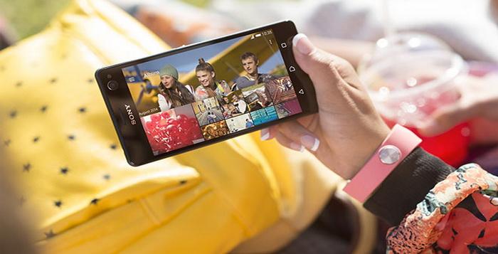 Review Spesifikasi Smartphone Xperia C4 Dual Android