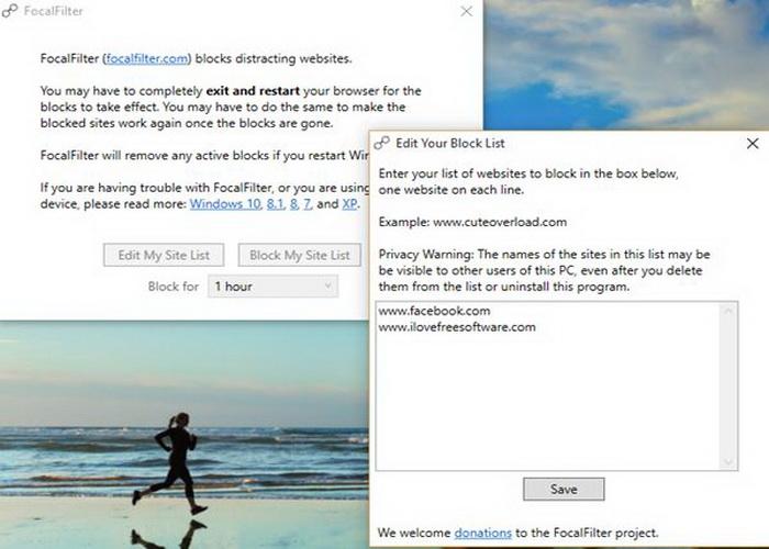 Software Blokir Situs Web Dengan Black List Untuk Windows 10-B
