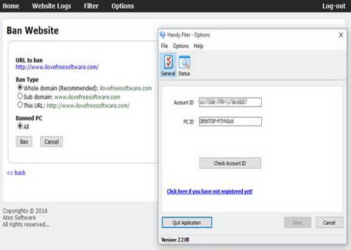 Software Blokir Situs Web Dengan Black List Untuk Windows 10-C