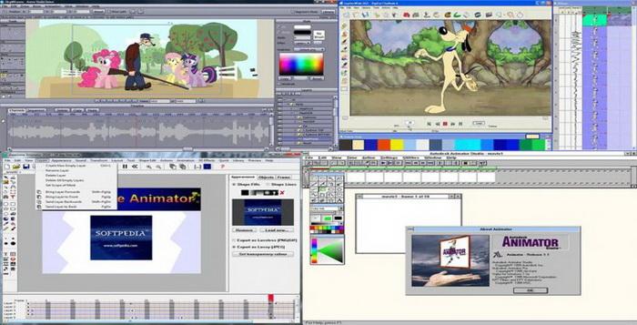 Software Untuk Membuat Animasi 2d Terbaik Versi Windows