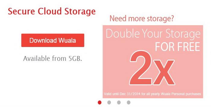 Software Wuala Untuk Penyimpanan Cloud Dan Kolaborasi Online