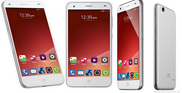 Review Spesifikasi Smartphone ZTE Blade S6 Android
